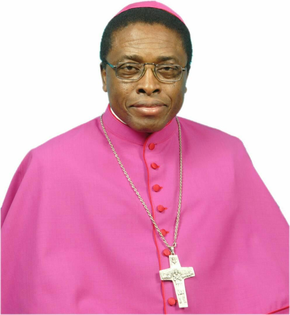 Most Rev. Denis Chidi Isizoh