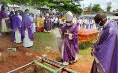 Burial of Okeke-Odogwu